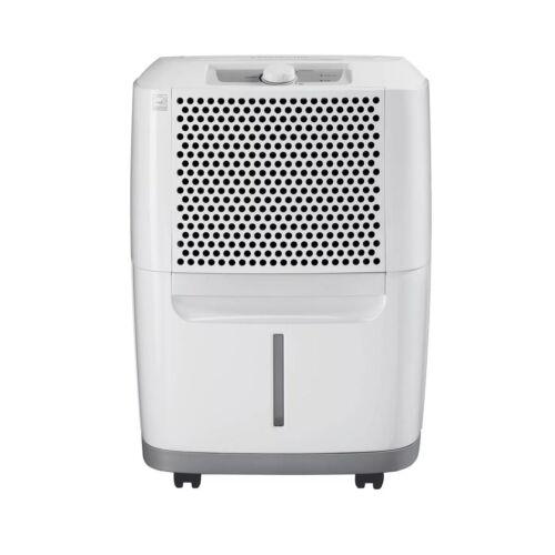 30 Pint Dehumidifier Energy Star Portable White Frigidaire Air Auto Electric NEW