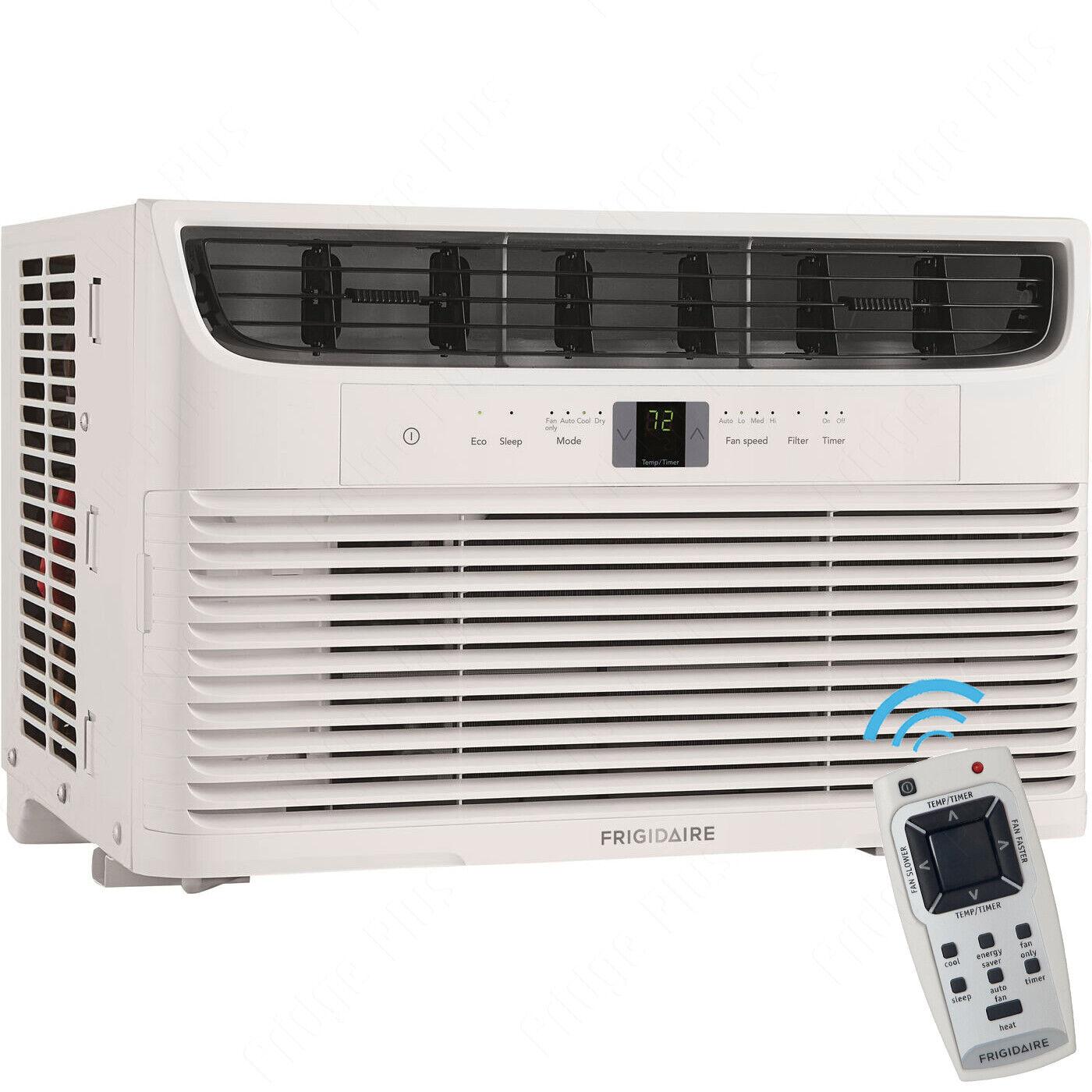 Frigidaire 6000 BTU Compact Window Air Conditioner, 250 Sq F