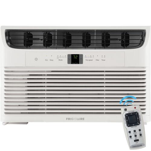 Frigidaire 250 Sq Ft Window Air Conditioner, 6000 BTU Energy Saver Room AC Unit