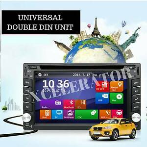 2 Din Car GPS, DVD Stereo BlueTooth Brisbane City Brisbane North West Preview