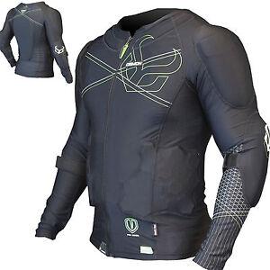 DEMON-ELASTICO-FORZA-Pro-Maglia-snowboard-protezione-per-torso-spine-s16-17