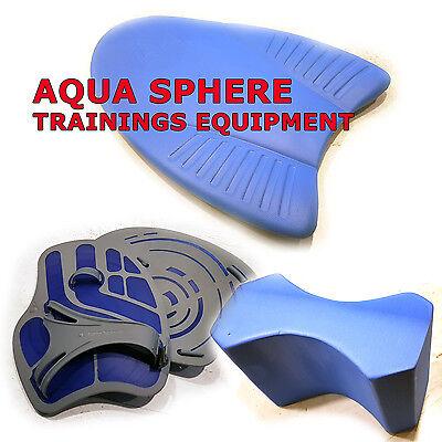 AQUA SPHERE nuoto traingings equipaggiamento - Pagaie - KICKBOARD - Pullboy