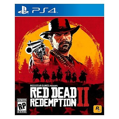 Red Dead Redemption 2 Playstation 4 PS4 - Pre-order