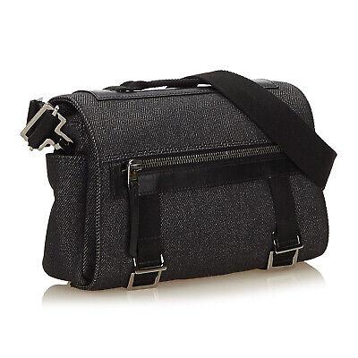 Gucci crossbody camera bag denim body bag made in Italy w Cert authenticity