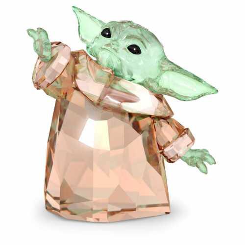 Swarovski Crystal MANDALORIAN THE CHILD BABY YODA  STAR WARS  5583201 In Stock