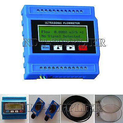 Tuf-2000m-ts-2 Dn15dn100mm Ultrasonic Flowheat Module Flow Meter Flowmeter