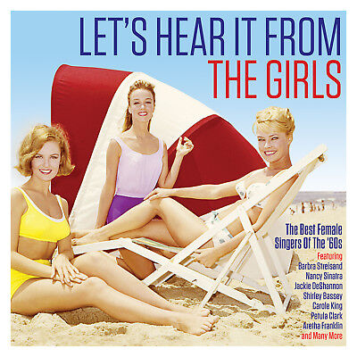 Girls From The 60s (Let's Hear It From The Girls VARIOUS Best Of 40 Songs From The 60s NEW 2)