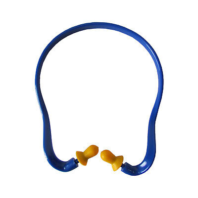 Tourbon Ear Plugs Protector Hearing Protection Noise Reducer Banded  Silicone ()