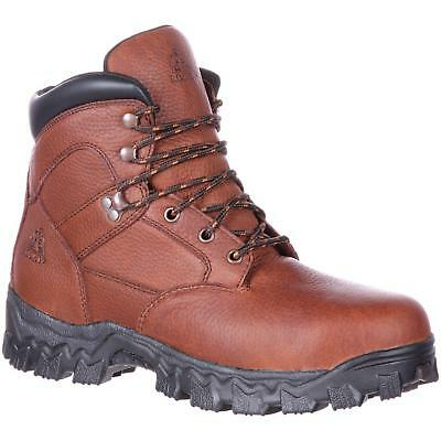 Rocky RKK0190 Alpha Force Steel Toe Puncture-Resistant Non Metallic EH Work Boot