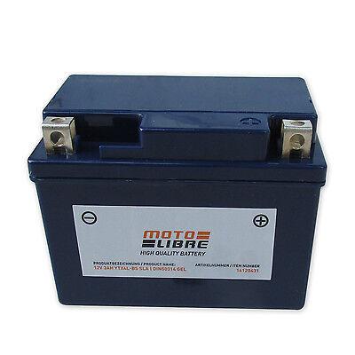 Batterie Motolibre DIN 50314 Gel 12V 3AH YTX4L-BS SAL High Quality