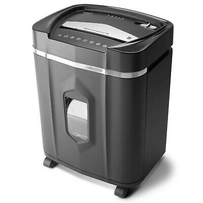 Aurora Au1210ma Professional Grade 12 Sheet Microcut Paper Shredder - New