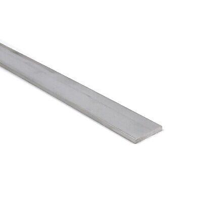 "Mild Steel 24/"" Long Plain Finish Metal Stock Flat Bar 3//16/"" x 1-1//2/"""