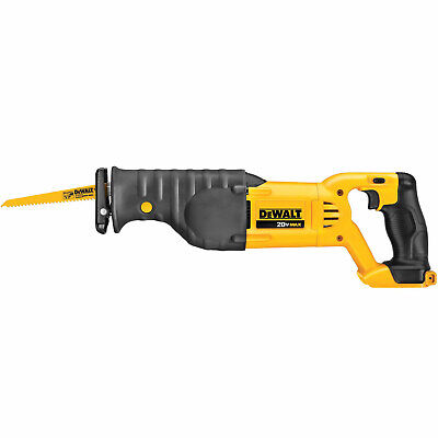 DeWalt DCS380B 20V MAX Li-Ion Reciprocating Saw