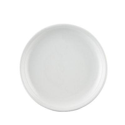 Speiseteller 26 cm - Thomas Trend Weiß - 10226 - Weiss - Essteller Porzellan