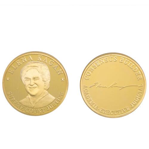 Elena Kagan Commemorative Coin