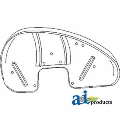70224935 Fender Assy Lh Wo Bracket Fits Allis-chalmers Tractor Wd Wd45