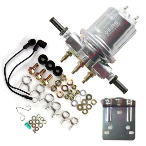 OSIAS Electric Fuel Pump Pump with 1/4