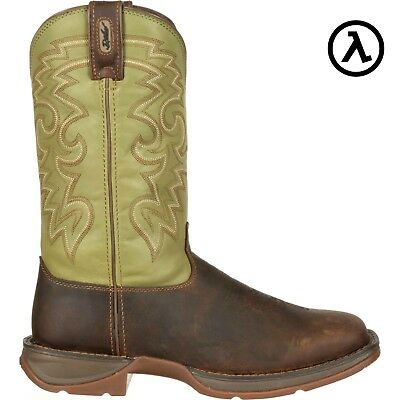 Rebel By Durango Pull On Western Boots Db5416   All Sizes   New