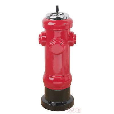 Aschenbescher Ascher Standascher Hydrant Rot Neu KARE Design