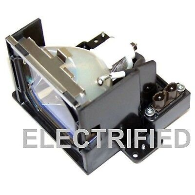 Power by Philips IET Lamps with 1 Year Warranty Genuine OEM Replacement Lamp for Sanyo POA-LMP130 Projector
