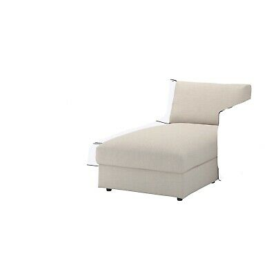 Ikea VIMLE Cover SLIPCOVER for chaise section, Gunnared Beige