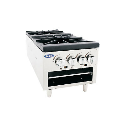 Atsp-18-2l Double Stove Pot Stainless Steel Commercial Kitchen