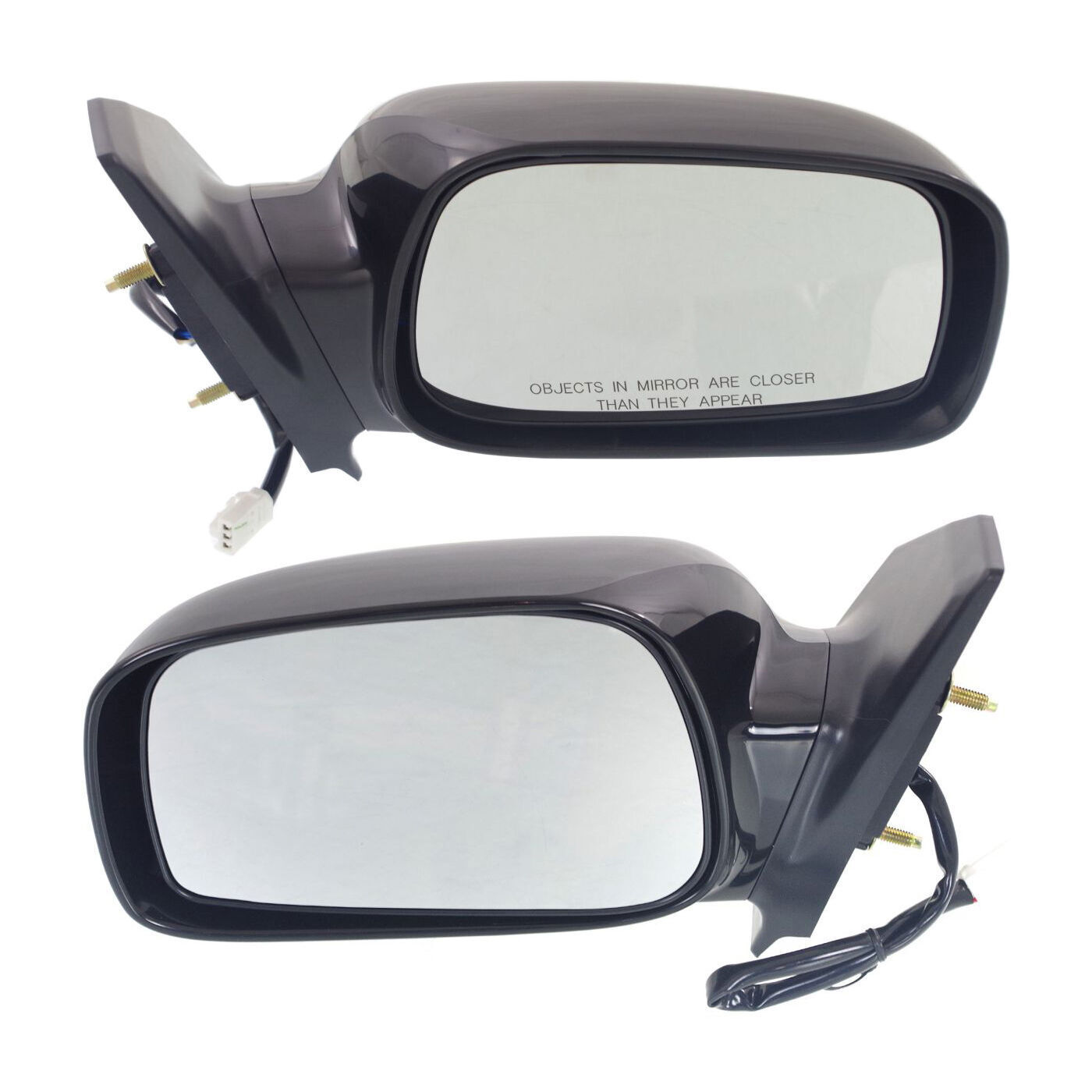 For Toyota Corolla Driver and Passenger Pair Set DOOR MIRROR New