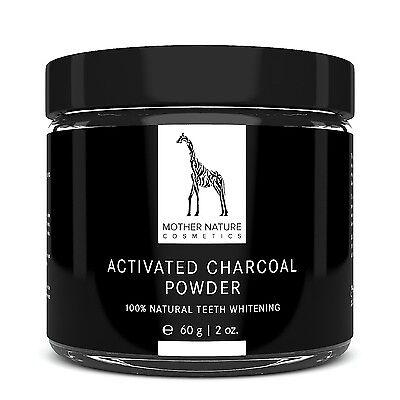 Aktivkohle-pulver (Mother Nature - Aktivkohle Pulver)