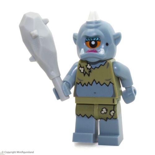 LEGO GIRL CYCLOPS  # 15  MINIFIGURE SERIES 13