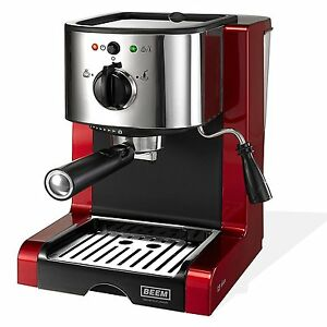 BEEM Germany Espresso Perfect Crema Siebträgermaschine 15 bar NEU+OVP