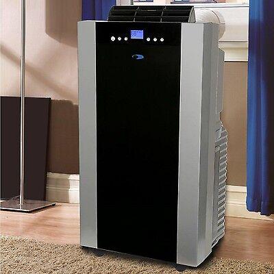 Whynter Eco-friendly 14000 BTU Dual Hose Portable Air Conditioner ARC-14S New