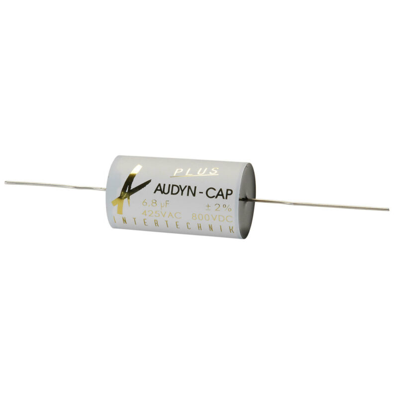 Audyn Cap Plus 6.8uF 800V Double Layer MKP Foil Capacitor