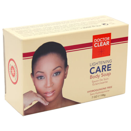 Doctor Clear Lightening CARE Body Soap 7oz - New