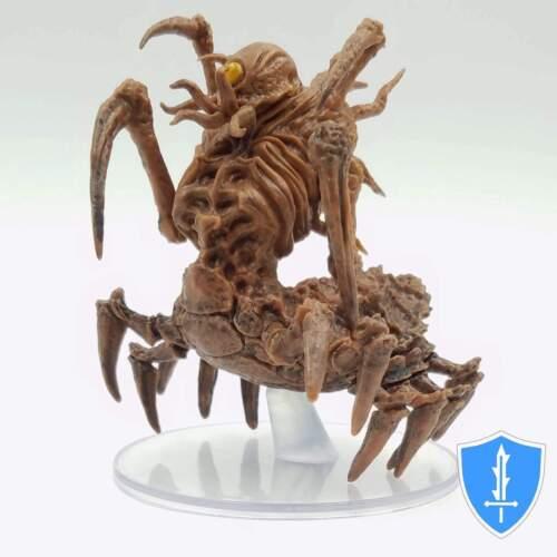Skittering Horror - Boneyard #30 D&D Icons Huge Ankheg Miniature