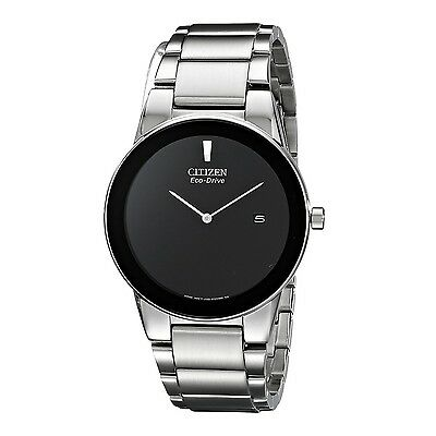 Citizen Eco Drive Au1060-51e Axiom Men Stainless Steel Watch