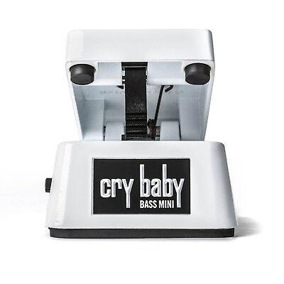 Dunlop CRY BABY MINI BASS WAH CBM105Q, Brand New in Box