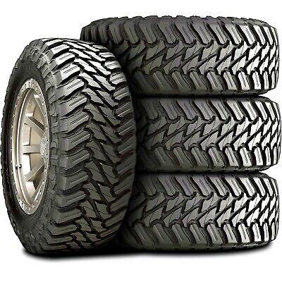 4 New Atturo Trail Blade M/T 255/55R19 111S XL Mud Tires