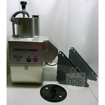Robot Coupe 3568 CL50E Ultra Industrial Food Processor Vegetable Slicer*