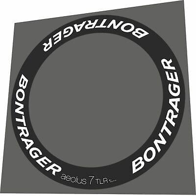 STAR SAM ® STICKERS ROAD TIRE Bontrager Aeolus XXX4 STICKERS 45 mm