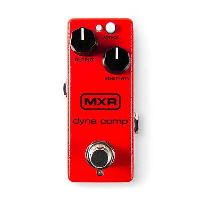 MXR M291 The Dyna Comp Mini Compressor, Brand New in The box !