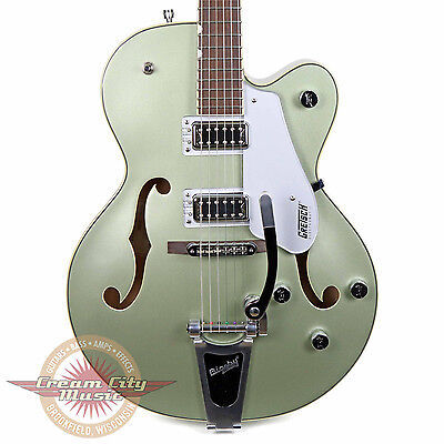Brand New Gretsch G5420T Electromatic Hollow Body in Aspen Green with Bigsby