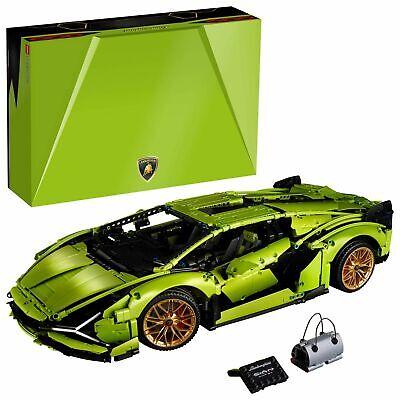 LEGO 42115 Technic Lamborghini Sián FKP 37 Model Car Building Kit