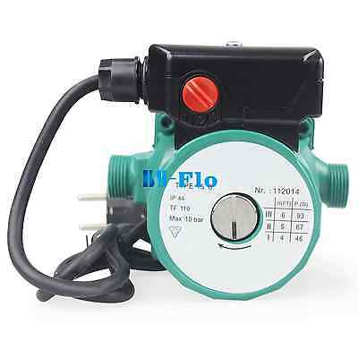 34 220v 3-speed Hot Water Circulation Pump Solar Heater Circulating Pump