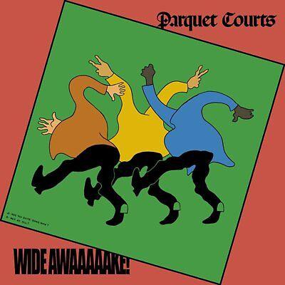 """Parquet Courts - Wide Awake! (NEW 12"""" VINYL LP)"""