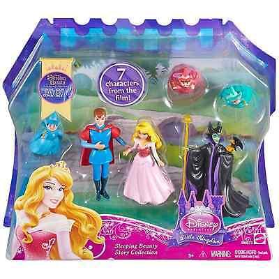 Disney Princess Sleeping Beauty Figure Playset by Mattel BMB73