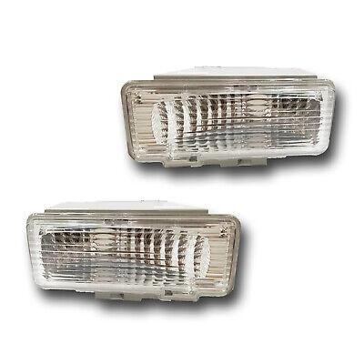 Fits 94-97 Chevrolet Blazer S10 GMC Sonoma Turn Signal Parking Light Lamp 1 Pair
