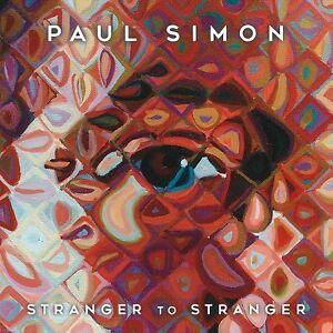PAUL SIMON STRANGER TO STRANGER CD - NEW RELEASE JUNE 2016