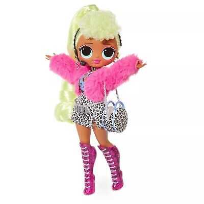 LOL Surprises OMG Lady Diva Fashion Doll with 20 surprices