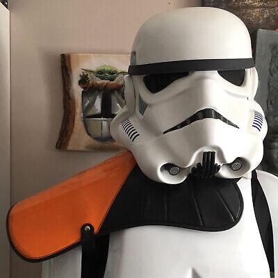Star Wars Prop cosplay - Stormtrooper Sandtrooper Pauldron Sqaudron Leader