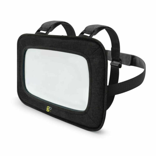 GO by Goldbug, Mirror for Rear and Forward Facing Car Seats, Keep Baby in View